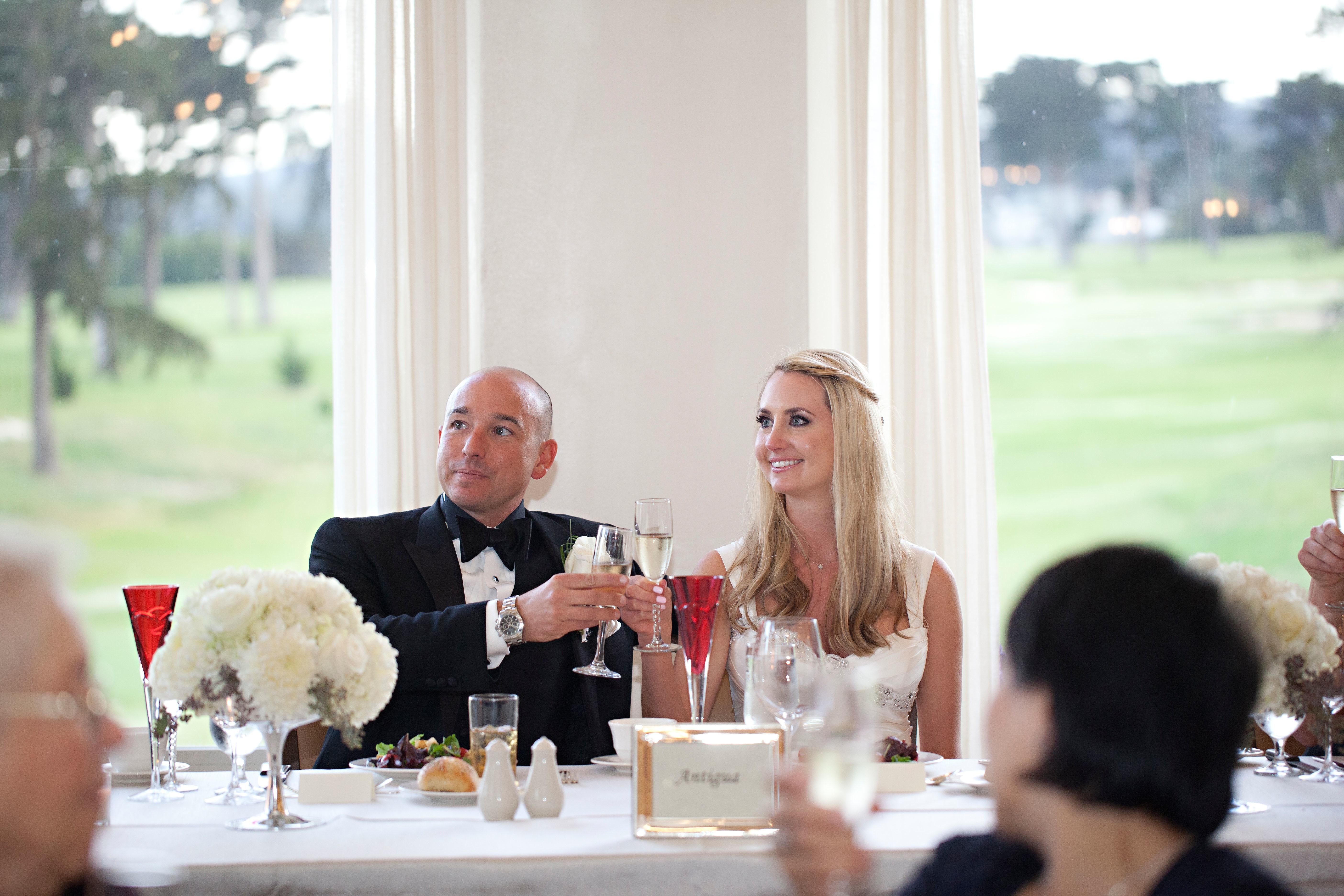 CreativeFlowCo San Francisco Wedding Planner CA Golf Club