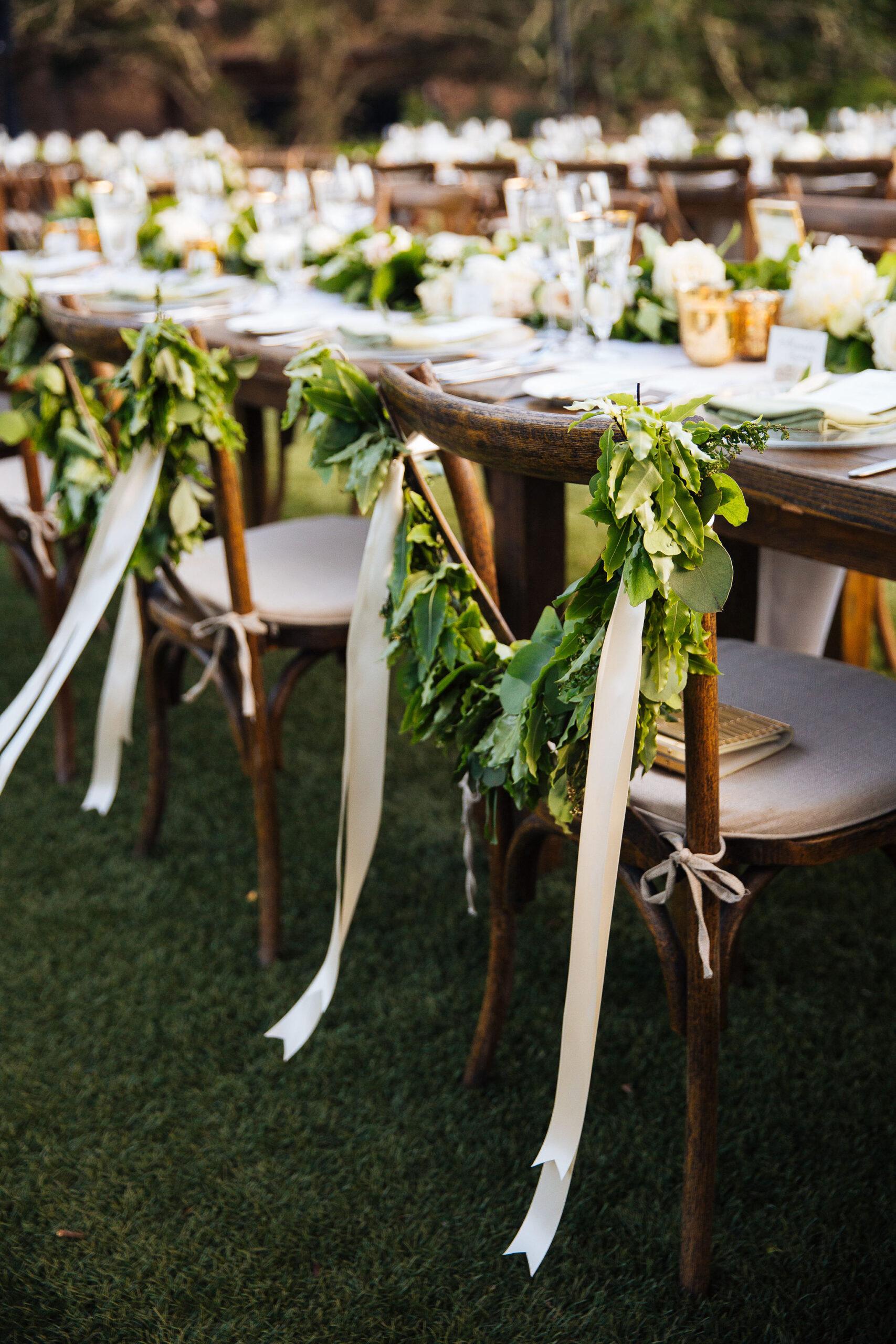 Calistoga Ranch Wedding